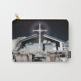 Glowing Cross / Key West Cemetery Carry-All Pouch