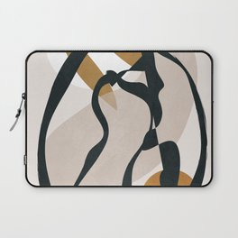 Abstract Shapes 35 Laptop Sleeve