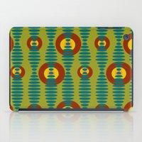 tim burton iPad Cases featuring Burton by Crash Pad Designs