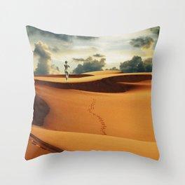 Arca Throw Pillow