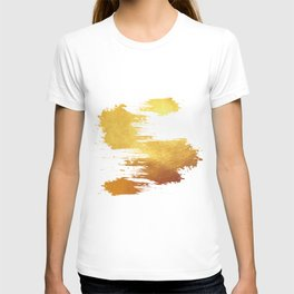 Simply Gold #7 T-shirt