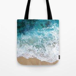 Ocean Waves I Tote Bag