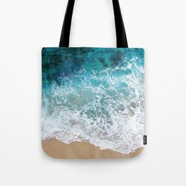 Ocean Waves I Tote Bag
