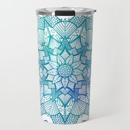 Calm Tangles Travel Mug