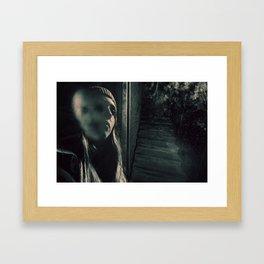 The Ghost Inside Framed Art Print