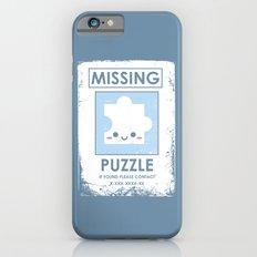 The Missing Puzzle iPhone 6s Slim Case
