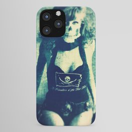 A Pirates life for me iPhone Case