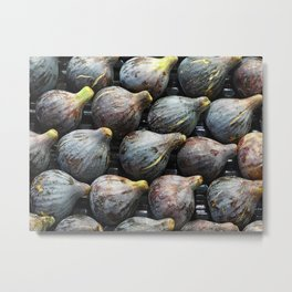 fig texture Metal Print