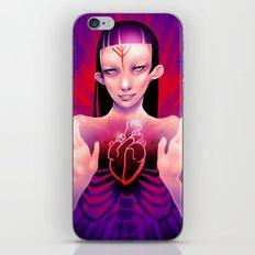 The Heart iPhone & iPod Skin