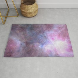 The Purple Density Of The Universe Rug