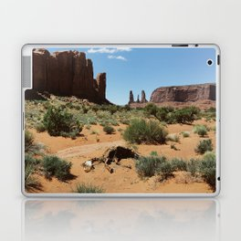 Monument Valley Horse Carcass Laptop & iPad Skin