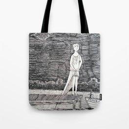Gorey Tribute Tote Bag