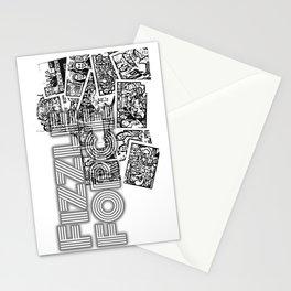 Fizzle Force Photocopy Stationery Cards
