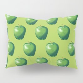 Green Apple_G Pillow Sham