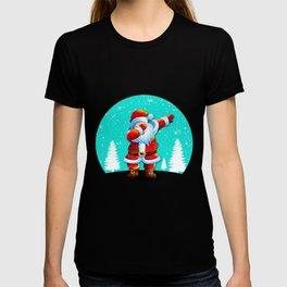Dabbing Santa ! Christmas Special T-shirt
