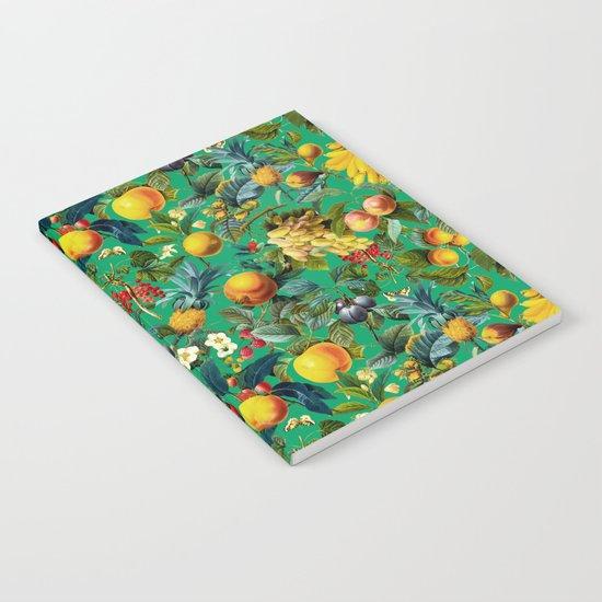 Fruit Pattern Notebook