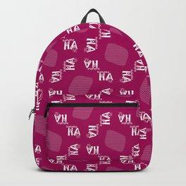 HAHAHA Backpack