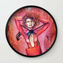 Scorpiones Wall Clock