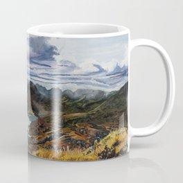 View from Torc Mountain, Killarney National Park, Ireland Coffee Mug