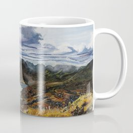 View from Torc Mountain, Killarney National Park, Ireland Coffee Mug