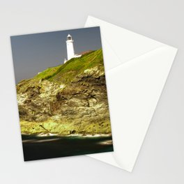 Trevose Head Lighthouse, Cornwall, United Kingdom Stationery Cards