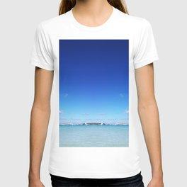 Beach and Sky T-shirt