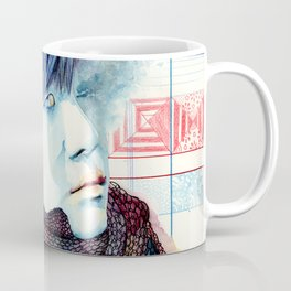 Blowing Sugar Coffee Mug