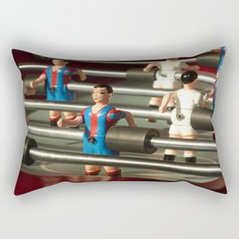 foosball Rectangular Pillow