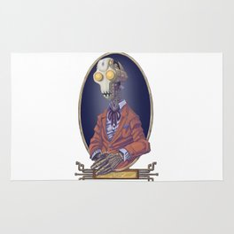 Coin-Operated Gentleman Rug