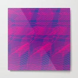 PurpleRain Metal Print