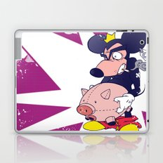 A Disney-Coke Party Laptop & iPad Skin