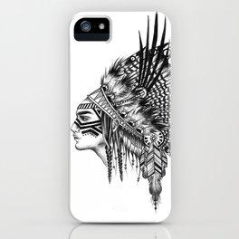 INDIANS - 2 iPhone Case