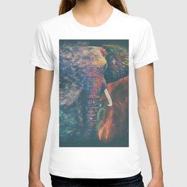 Tribal Elephant T-shirt