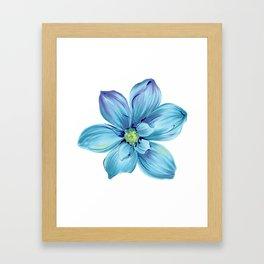 Flower ;) Framed Art Print