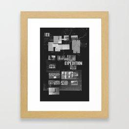 Grand Expedition Framed Art Print