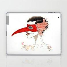 The Masquerade:  The Beak Laptop & iPad Skin