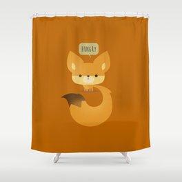 Little Furry Friends - Fox Shower Curtain