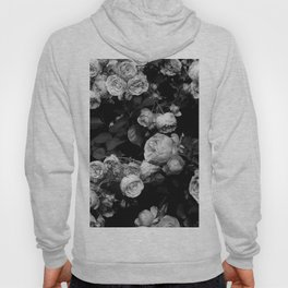 Roses are black and white Hoody