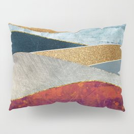 Crimson Sky Pillow Sham