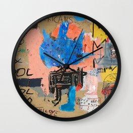 Mixato Wall Clock
