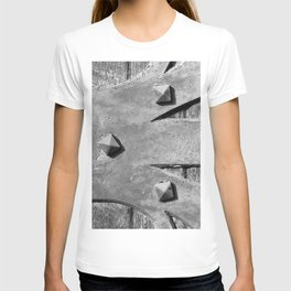 Hinges On The Cathedral Door T-shirt