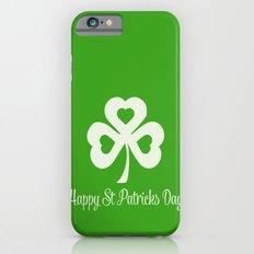 Happy St Patricks Day iPhone 6s Slim Case