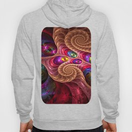 Fragment of Momentary Dimension Hoody