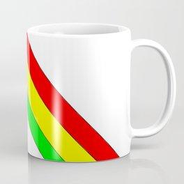 Flag of mali 3 -mali,malien,malienne,malian,bamako,tombouctou,timbuktu,sikasso,mopti,mande Coffee Mug