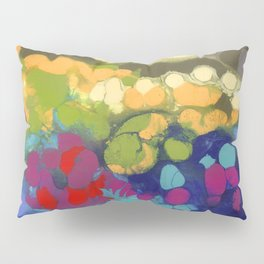 Tide Pool Reflections Pillow Sham