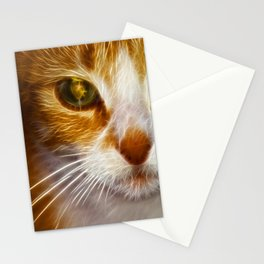Yellow Regard Stationery Cards