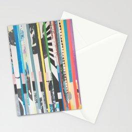 STRIPES 33 Stationery Cards