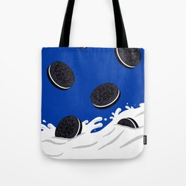 Oreos & Milk Tote Bag