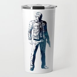 Leon S. Kennedy Travel Mug