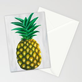 Pineapple Pandemonium Stationery Cards